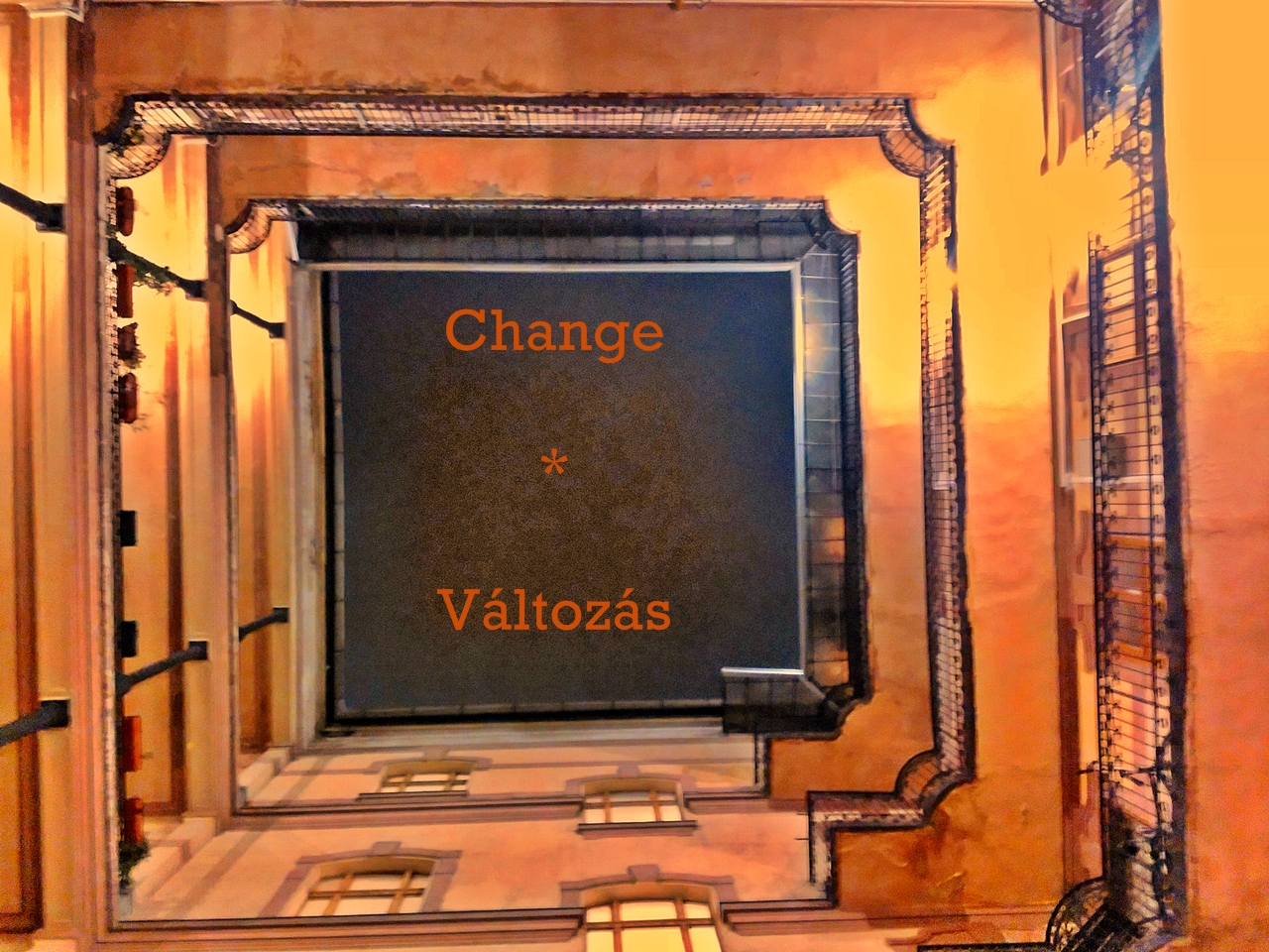 Change - Változás